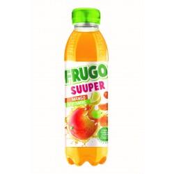 Augļu sulas dzēriens Frugo Super Mango + Vitamīns, 500 ml