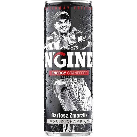 N'gine Energy Cranberry, 250 ml