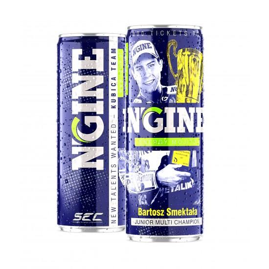 N'gine Energy Mojito, 250 ml