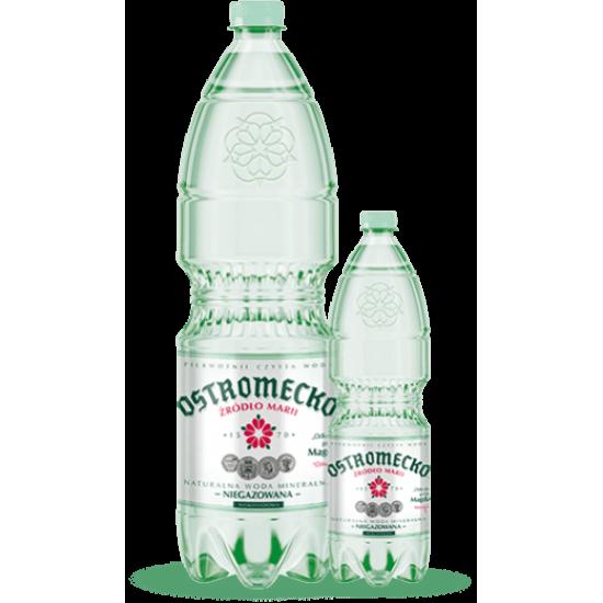 Dabīgs negazēts minerālūdens Ostromecko, 500 ml