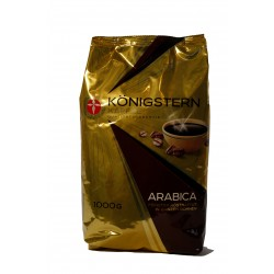 Grauzdētas kafijas pupiņas Espresso ARABICA, 1000 g