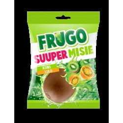 Želejas konfektes Ultra GREEN Frugo, 90 g