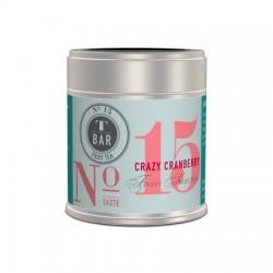 """Tēja trakā dzērvene """"Crazy Cranberry"""", 45 g."""
