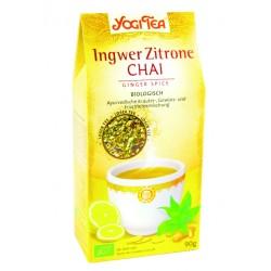 """Yogi tēja """"Ingvers Citrons"""", 90 g."""