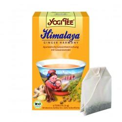 """Yogi tēja """"Kakla komforts"""" - BIO"""