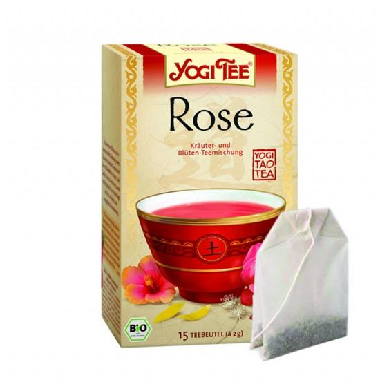 """Yogi tēja """"Roze"""" - BIO"""